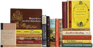 One Kings Lane Vintage Country Cooking Culture - Set of 20 - Booth & Williams