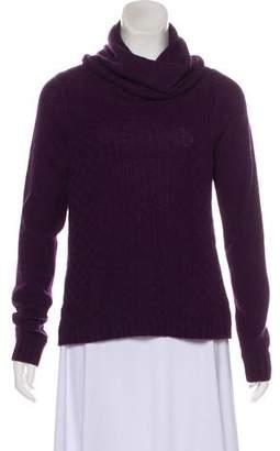 White + Warren Turtleneck Cashmere Sweater