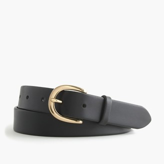 Classic leather belt $39.50 thestylecure.com