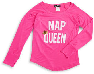 Miss Popular Girls 2-6x Nap Queen Top $20 thestylecure.com