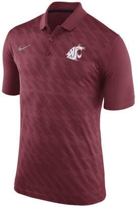 Nike Men's Washington State Cougars Seasonal Polo Shirt
