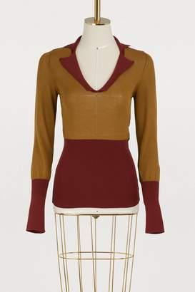 Jacquemus Praia cotton sweater