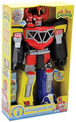 Power Rangers Imaginext Morphin Megazord Figure