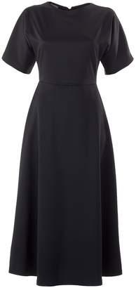 Emelita - Black Midi Dress