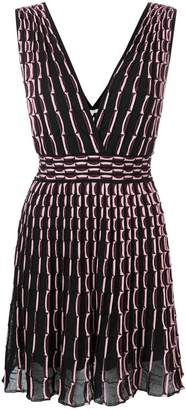 M Missoni textured dress