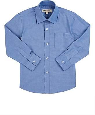 Appaman Chambray Button-Down Shirt