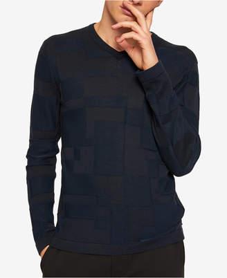 Armani Exchange Men Textured Sweater