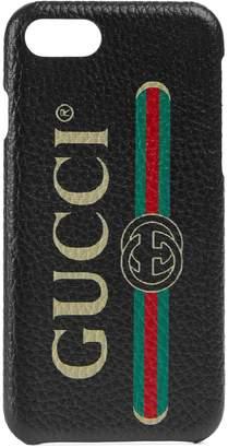 Gucci Print iPhone 8 case