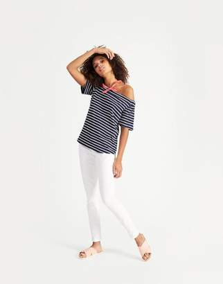Joules Bright White Monroe Stretch Skinny Jeans