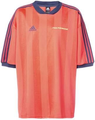 Gosha Rubchinskiy X Adidas Football T-shirt