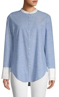 Joie Betra Chambray Blouse