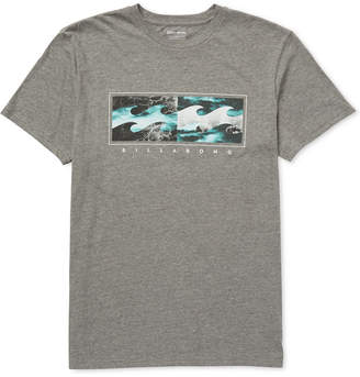 Billabong Men's Inverse Logo Graphic T-Shirt