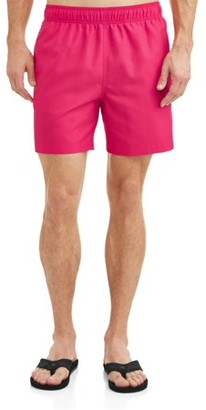 George Men's Basic Swim Short , up to size 5XL