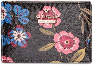 Kate Spade Cameron Street Meadow Saffiano Leather Card Holder