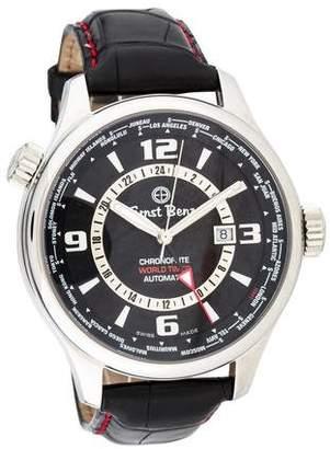 Ernst Benz Chronoflite World Timer Watch