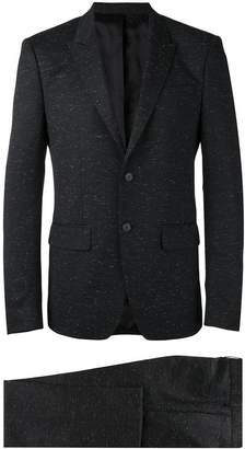 Givenchy speckled suit