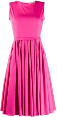 Max Mara 'S pleated summer dress