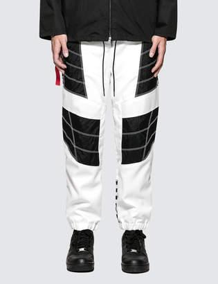 Monkey Time MT White/OX Moto Pants