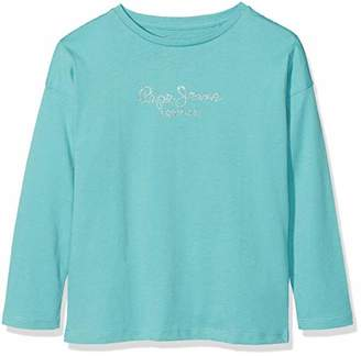 Pepe Jeans T Shirts For Girls Shopstyle Uk