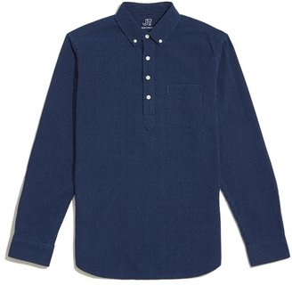 JackThreads Dobby Popover Shirt $49 thestylecure.com