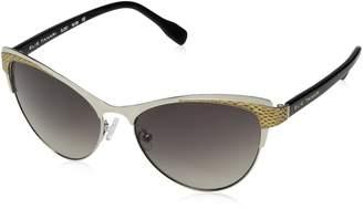 Elie Tahari Women's EL 201 SLGD Cateye Sunglasses