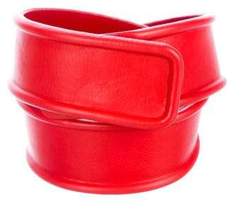 Givenchy Leather Hip Belt