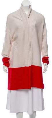 St. John Cashmere Longline Cardigan
