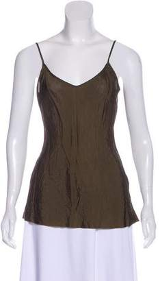 Organic by John Patrick Two-Tone Sleeveless Top