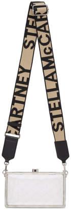 Stella McCartney Transparent Box Clutch