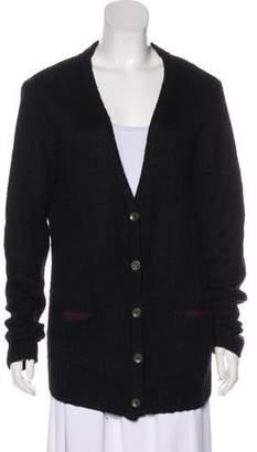 Rag & Bone V-neck Button-Up Cardigan
