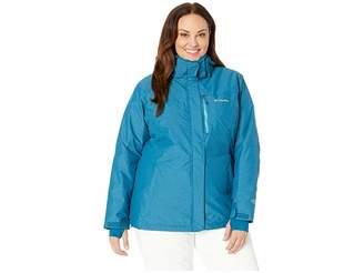 Columbia Plus Size Alpine Actiontm Omni-Heattm Jacket