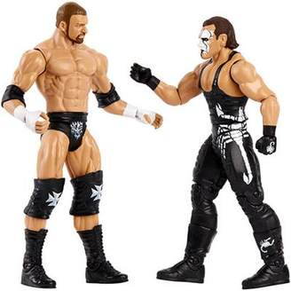 WWE Sting Vs Triple H Action Figure 2 Pack
