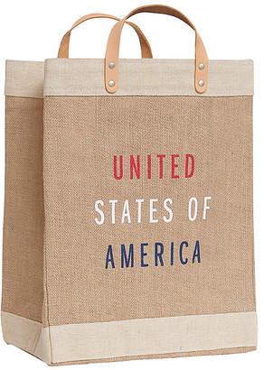 Apolis アポリス UNITED STATES OF AMERICA マーケットバッグ
