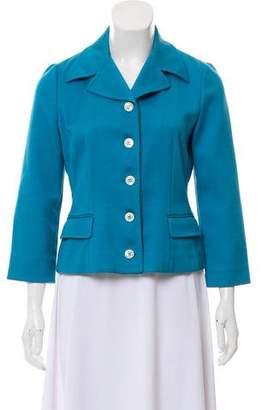 Dolce & Gabbana Knit Casual Blazer