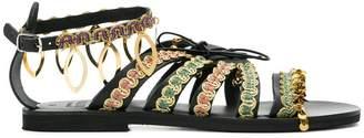 Mabu fantasy strap sandals