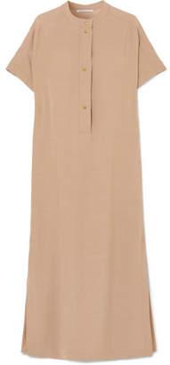 Agnona Oversized Stretch-cady Dress