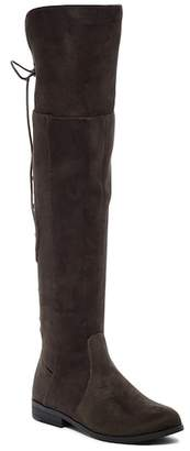 L4L Ramsey Lace-Up Over-the-Knee Boot