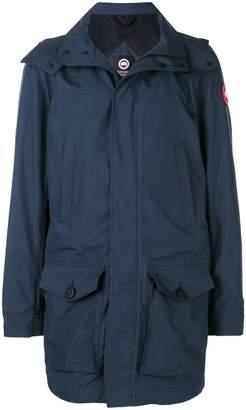 Canada Goose Crew rain jacket