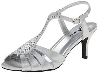 Annie Shoes Women's Luxury Sandal $12.60 thestylecure.com