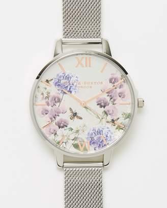 Olivia Burton Parlour Bee Blooms Watch