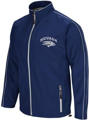 Men's Nevada Wolf Pack Barrier Wind Jacket