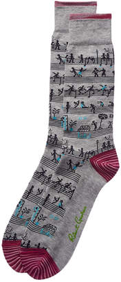 Robert Graham Lumberjack Socks
