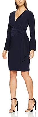 Wallis Women's Wrap Detail Party Dress