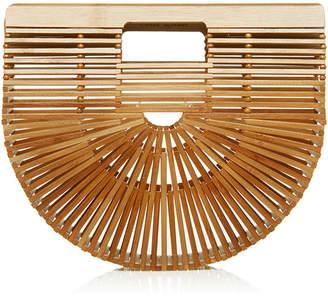 Cult Gaia Mini Gaia's Bamboo Ark $130 thestylecure.com