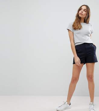 Asos DESIGN chino shorts in navy