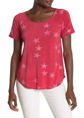 CG Sport Star Print Short Sleeve T-Shirt