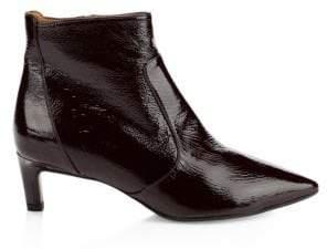 Aquatalia Marilisa Leather Ankle Boots