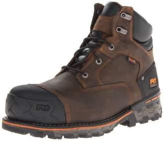 Timberland Men's Boondock 6 Inch Waterproof Non-Insulated Work Boot