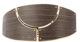 Lanvin Metal Waist Belt