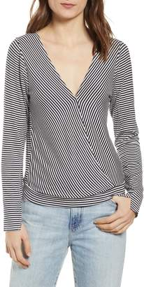 PST by Project Social T Surplice Top